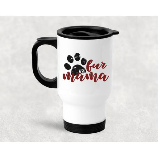 Fur Moma Travel Mug