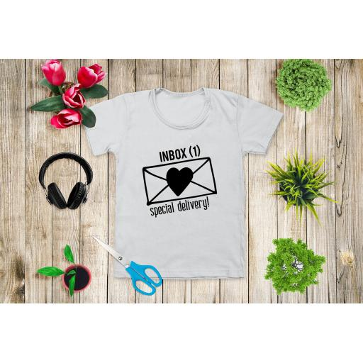 Inbox (1) Special Delivery T-shirt
