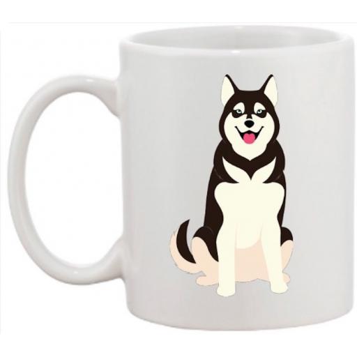 Siberian Husky Dog Mug