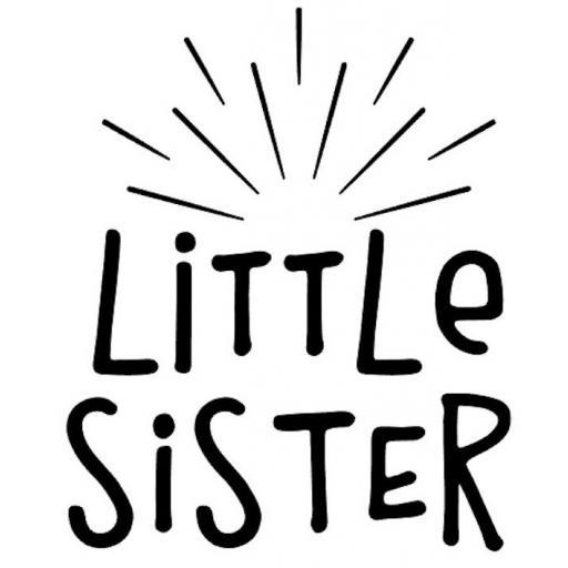 Little Sister Heat Transfer Vinyl