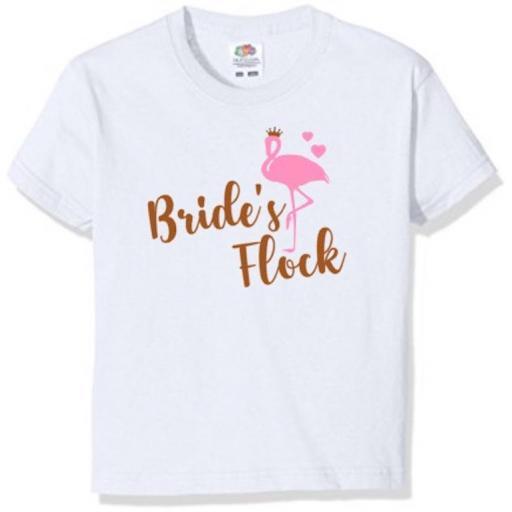 Bride's Flock Heat Transfer Vinyl