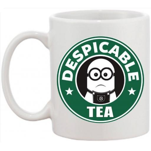 Despicable Tea Mug
