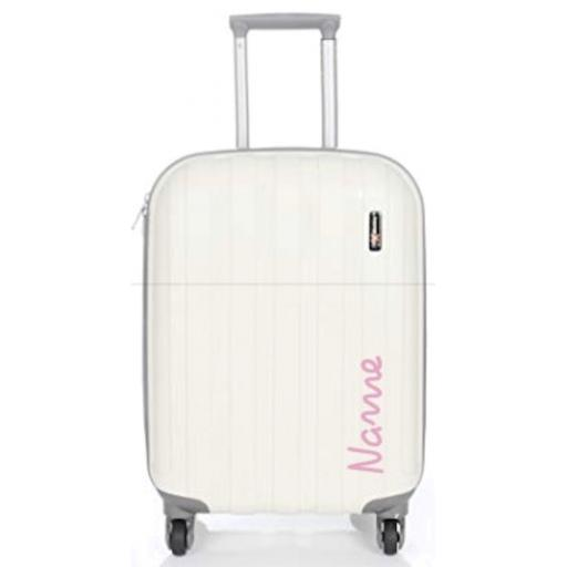 Love Island Font for Suitcase Vinyl Sticker Decal / Graphic