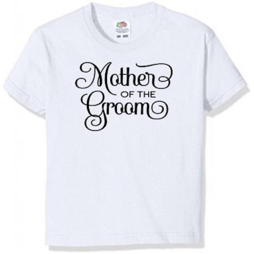 Mother of the Groom V2 Heat Transfer Vinyl