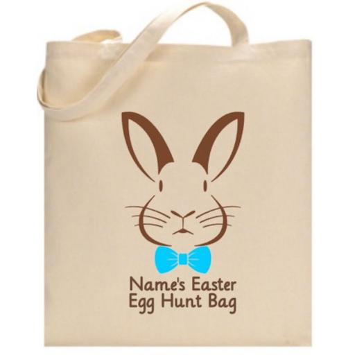 Easter Egg Hunt Bag V2 Personalised