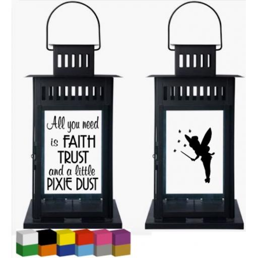 All you need Lantern Decal / Sticker / Graphic