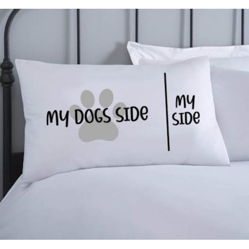 Dogs Side My Side Heat Transfer Vinyl