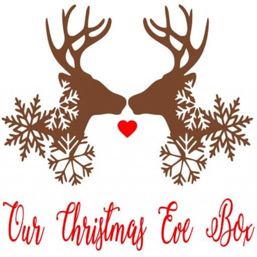 Our Christmas Eve Box Decal / Sticker/ Graphic