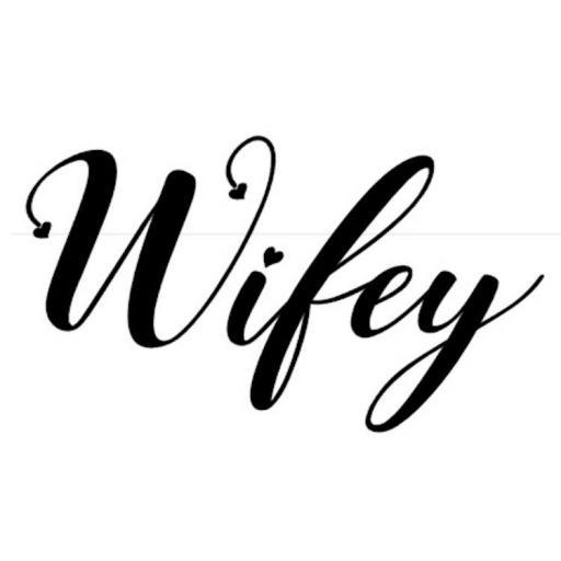 Wifey Heat Transfer Vinyl