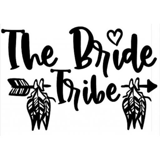 The Bride Tribe Heat Transfer Vinyl