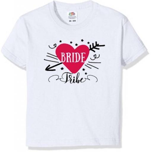 Bride Tribe Heat Transfer Vinyl