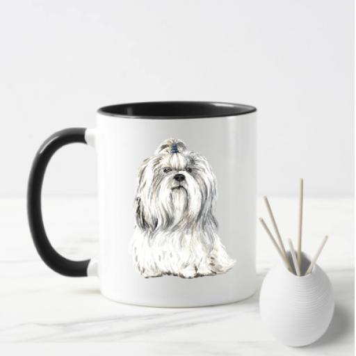 ShihTzu V2 Dog Mug