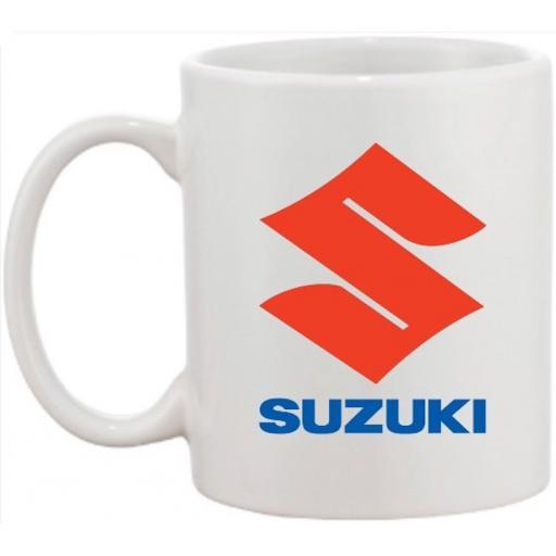 Suzuki Logo Mug