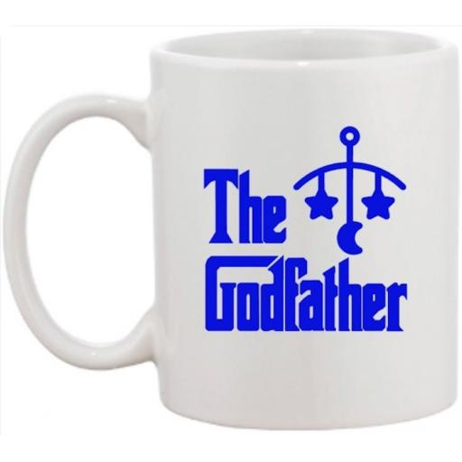The Godfather / Godmother Mug