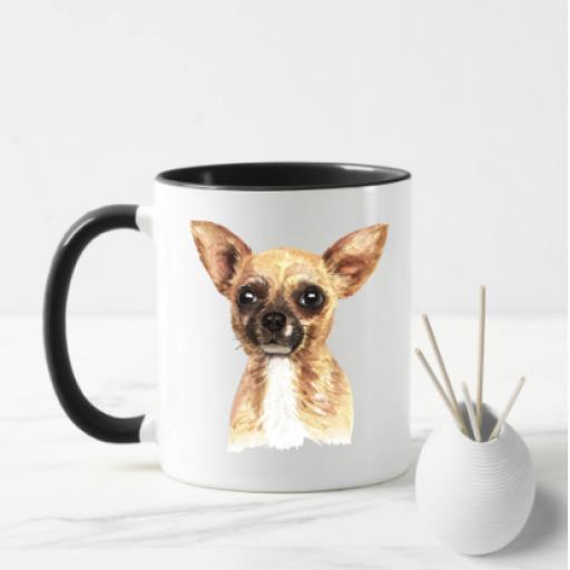 Chihuahua V2 Dog Mug