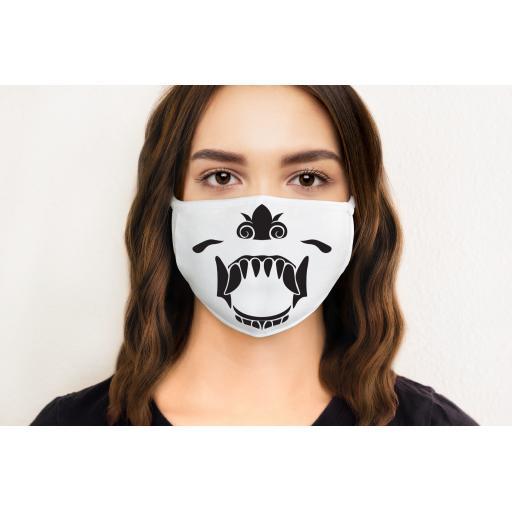 Bali 12 Face Mask