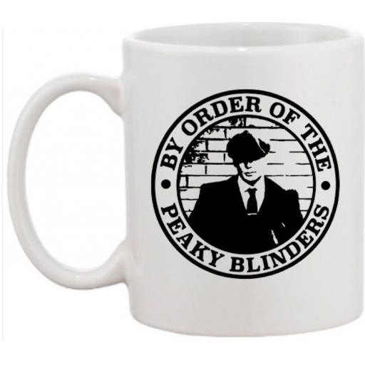 By Order of the Peaky Blinders Mug (Personalised)