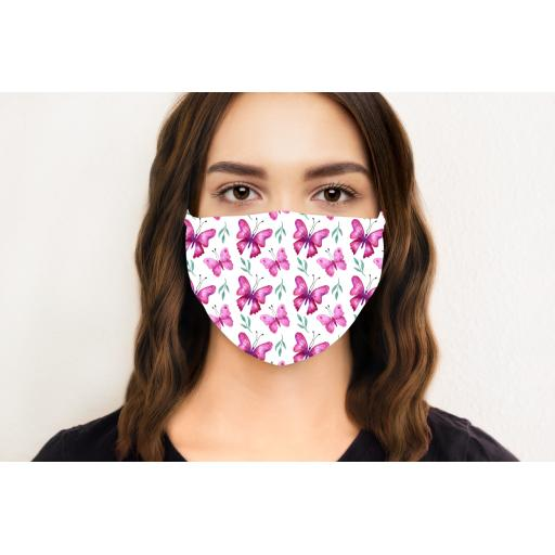 Butterfly V2 Face Mask