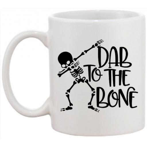 Dab to the Bone Mug