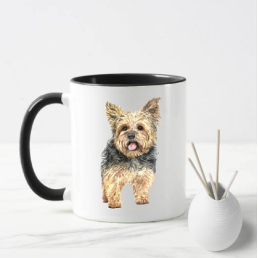 Yorkshire Terrier V2 Dog Mug