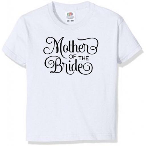 Mother of the Bride V2 Heat Transfer Vinyl