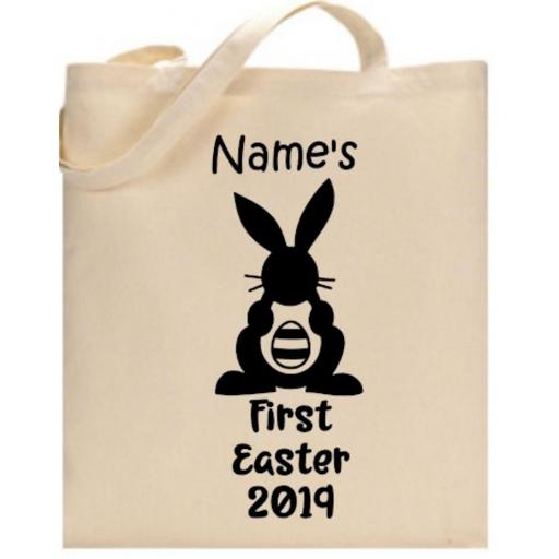 First Easter Bag Personalised