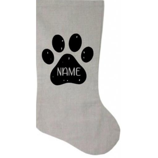 Paw Personalised Heat Transfer Vinyl