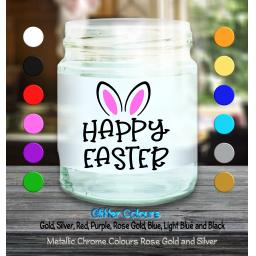 Happy Easter Bunny Ears Candle.png