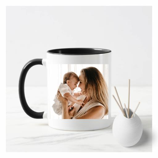 Mothers Day Mug with Photo