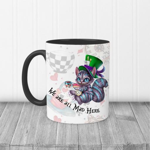 We are all Mad Here Mug