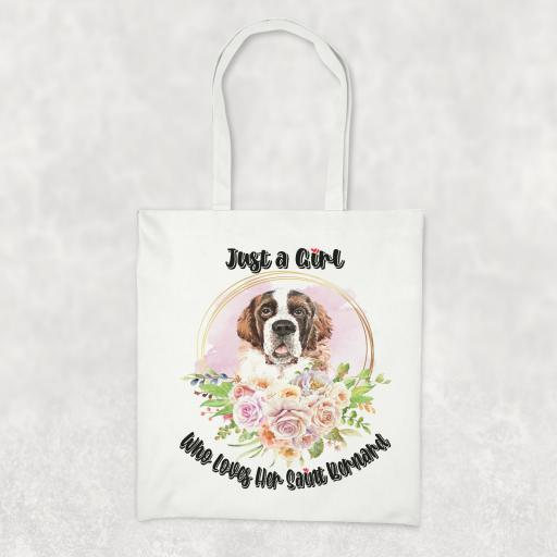 Design your Own White Jersey Tote Bag