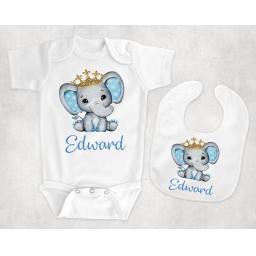blue elephant BabyBodysuitandBib.png
