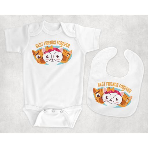 Best Friends Forever Baby Clothing