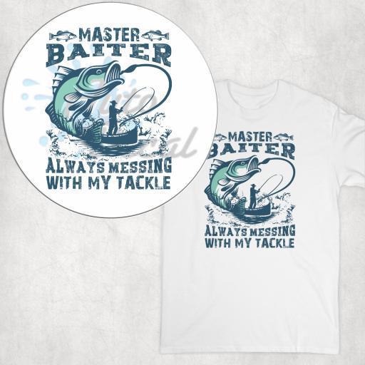 Master Baiter T-shirt, Hoodie or Vest