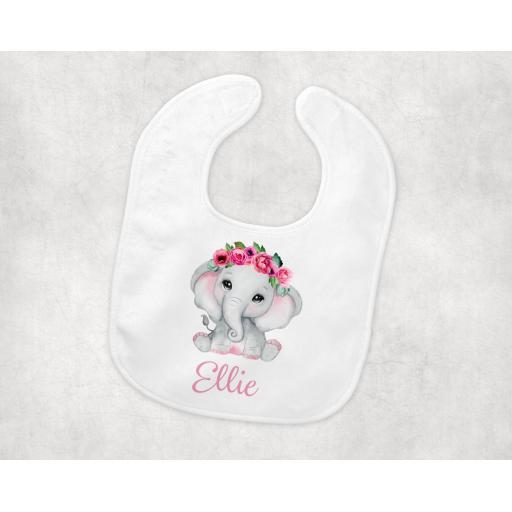 pink elephant BabyBib.png