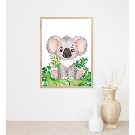Koala Baby Animal Print