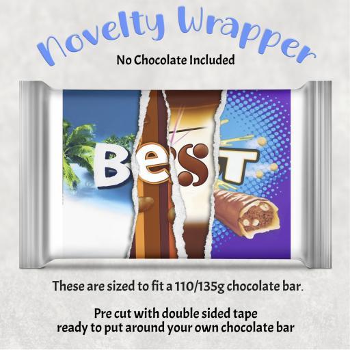 Best Chocolate Bar Wrapper