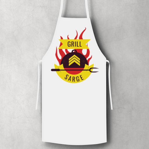 Grill Sarge Apron