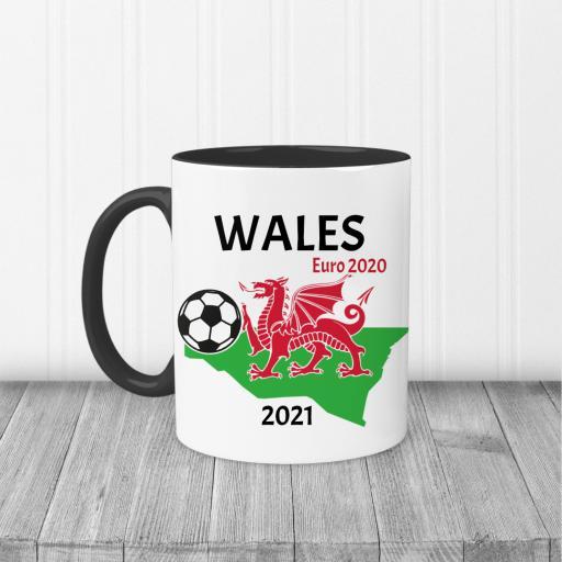 Wales Euro 2020 - 2021 Mug