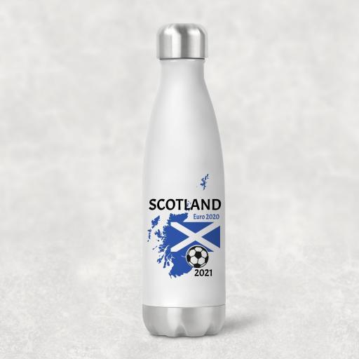 Scotland Euro 2020 - 2021 Water Bottle