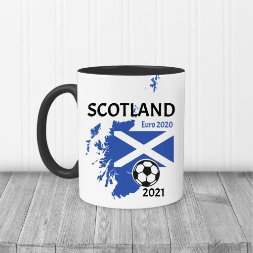Scotland Euro 2020 - 2021 Mug