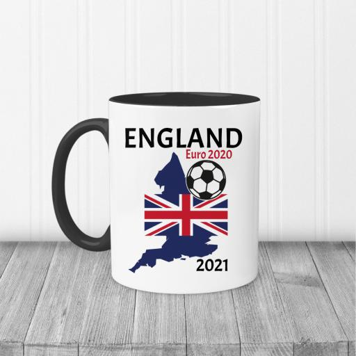 England Euro 2020 - 2021 Mug