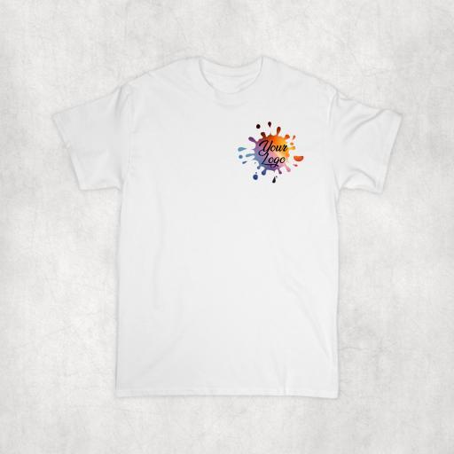Design Your Own Adult T-shirt Pocket Logo Image