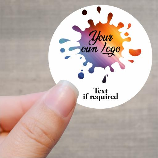 Design your Own Printed Sticker