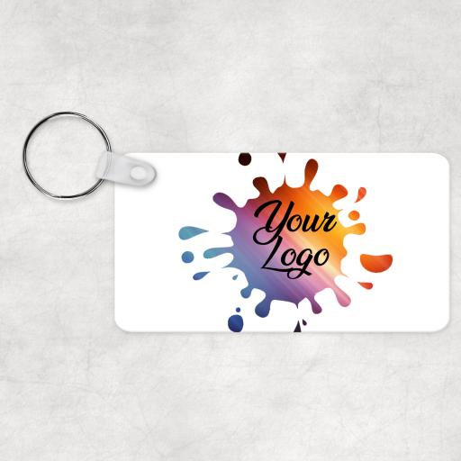 Design your Own Keyring with your logo