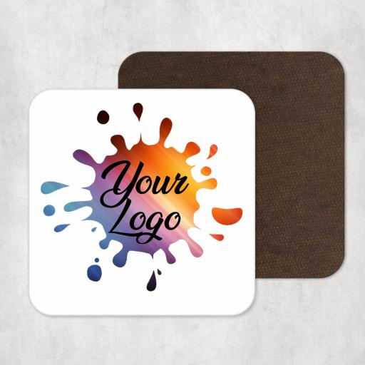 Design your Own Coaster with your logo