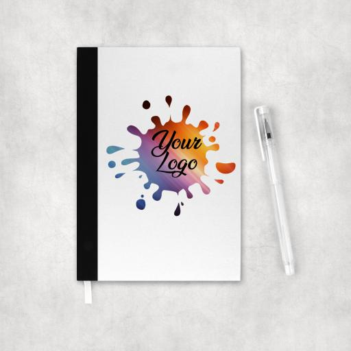 Design your Own Notebook with your logo