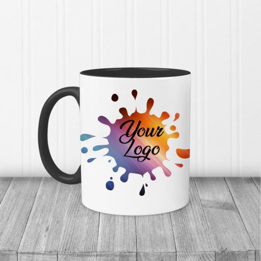 Design your Own Logo Mug