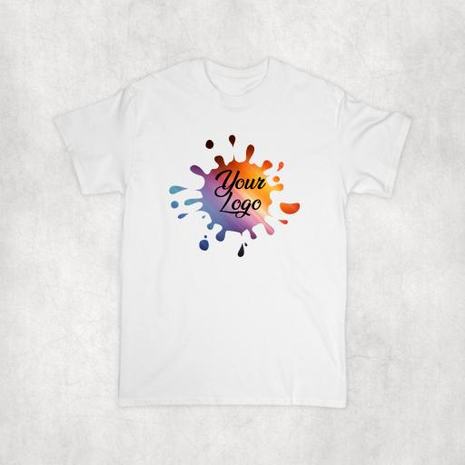 Design Your Own Adult T-shirt with your Logo