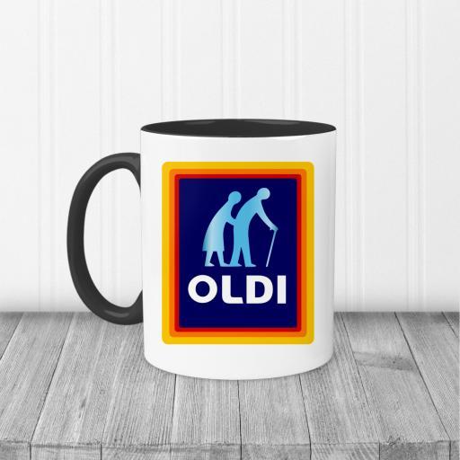 Oldi Mug